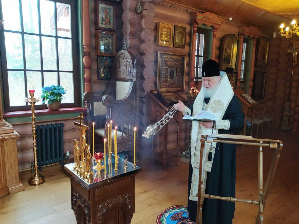 Τρισάγιο στη Μόσχα για τον μακαριστό Πατριάρχη Αλέξιο Β'