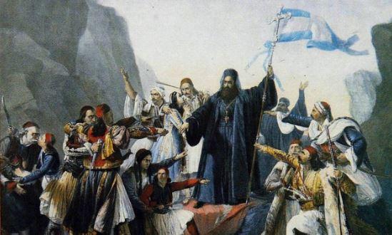 «Εκκλησιαστικά πρόσωπα στην Επανάσταση»