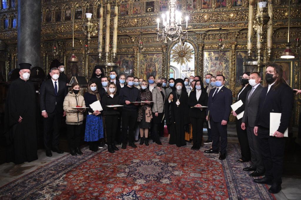 Οικ. Πατριάρχης: Ο Τόμος Αυτοκεφαλίας ήταν πράξη ευθύνης