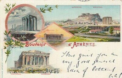 «Γράμματα αγάπης από την Αθήνα»