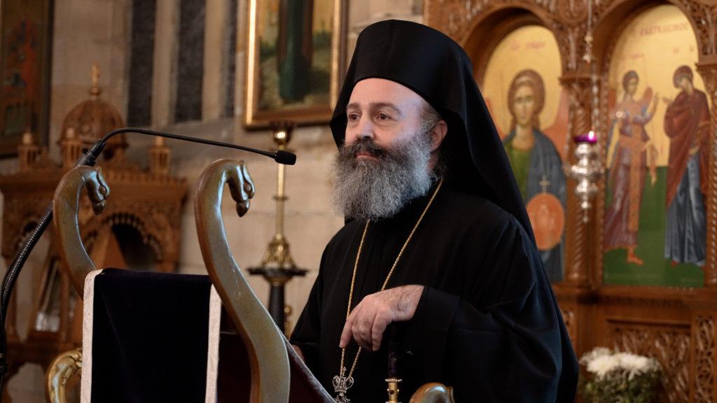 """Αρχιεπίσκοπος Αυστραλίας: """"Κύριε και Δέσποτα της Ζωής μου"""""""