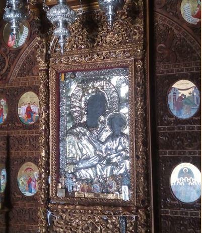 Η Παναγία η Ξενιά στον Ι. Ναό Αγίων Κωνσταντίνου και Ελένης Βόλου