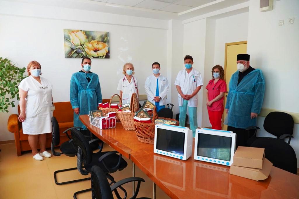 Ρουμανία: Δωρεά ιατρικού εξοπλισμού από την Εκκλησία