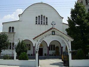 Σφραγισμένος ο Ιερός Ναός των Αγίων Κωνσταντίνου και Ελένης στη Δράμα