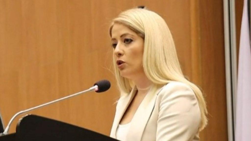 Διάβημα της Προέδρου της Βουλής της Κύπρου για την Αμμόχωστο