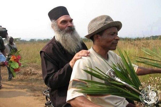 Ο Μητροπολίτης Καμερούν για τον μακαριστό Μητροπολίτη Κινσάσας