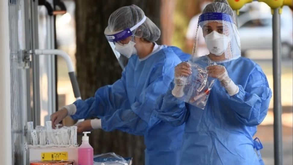 Κορωνοϊός-Ελλάδα: 2.972 κρούσματα, 125 διασωληνωμένοι, 3 θάνατοι