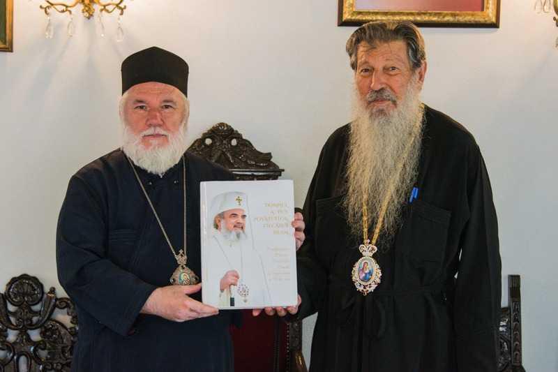 Στην Αγιάσο Λέσβου ο Επίσκοπος Τουλσέας κ. Βησσαρίων