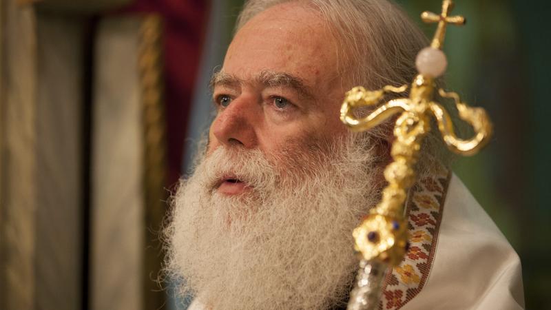 """Ο Πάπας και Πατριάρχης Αλεξανδρείας και πάσης Αφρικής Θεόδωρος Β' για την ταινία """"Ο Άνθρωπος του Θεού"""""""