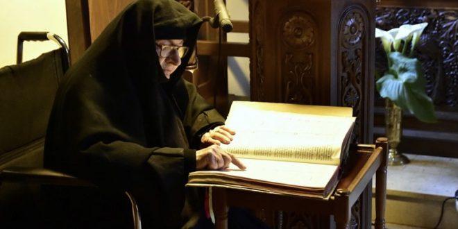 Εκοιμήθη η αδελφή της Μονής Κορακιανών μοναχή Ευβούλη